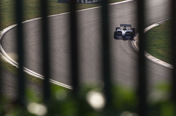 2001 Spanish Grand PrixCatalunya, Barcelona, Spain. 27-29 April 2001.Ralf Schumacher (Williams FW23 BMW).World Copyright - Steve Etherington/LAT Photographicref: 18 mb Digital Image