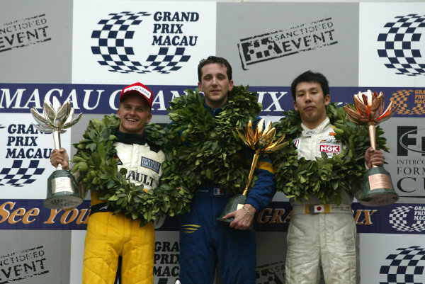 2002 Macau Grand Prix