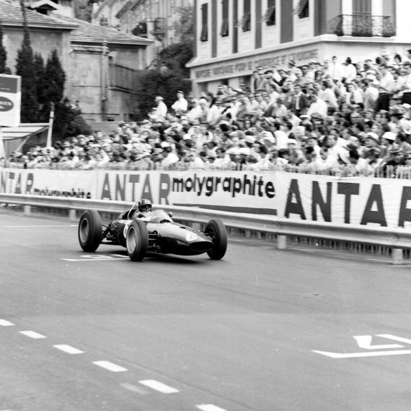 1963 Monaco Grand Prix.