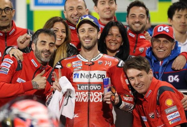 Dovizioso, Qatar MotoGP 2019