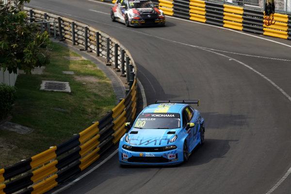 Yvan Muller, Cyan Racing Lynk & Co 03 TCR.