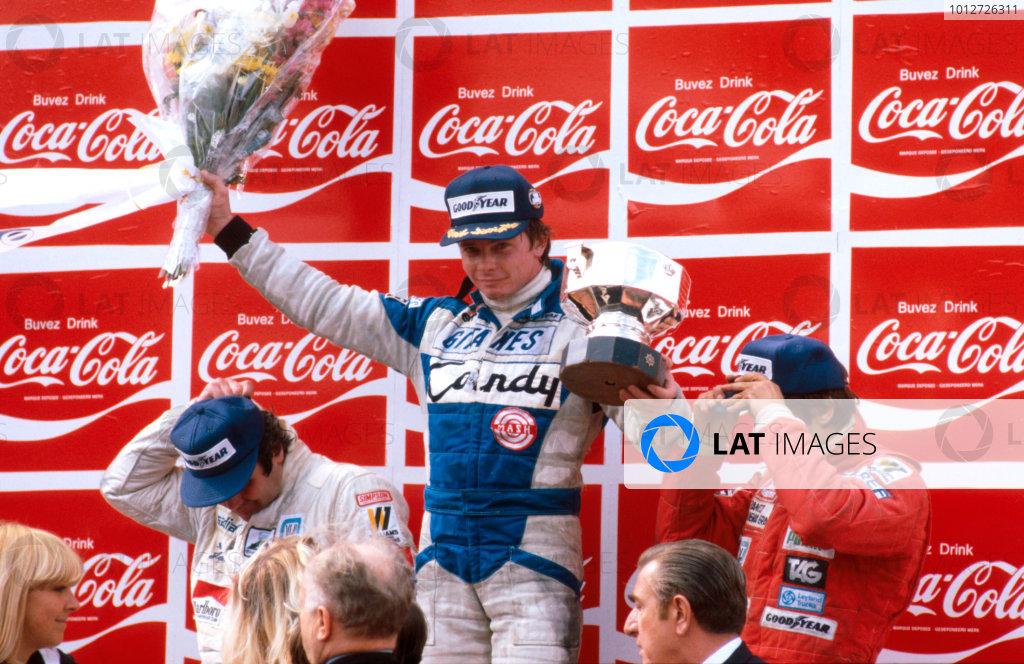 1980 Belgian Grand Prix.