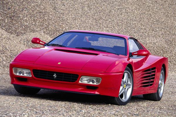 Ferrari 512 Testarossa, 1995
