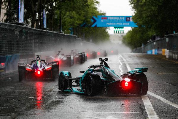 Alex Lynn (GBR), Panasonic Jaguar Racing, Jaguar I-Type 3