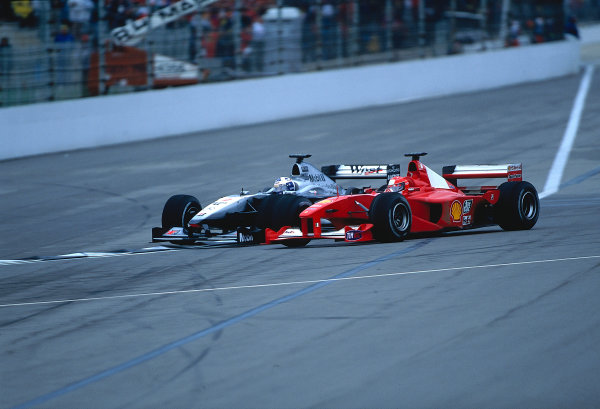 2000 United States Grand Prix.