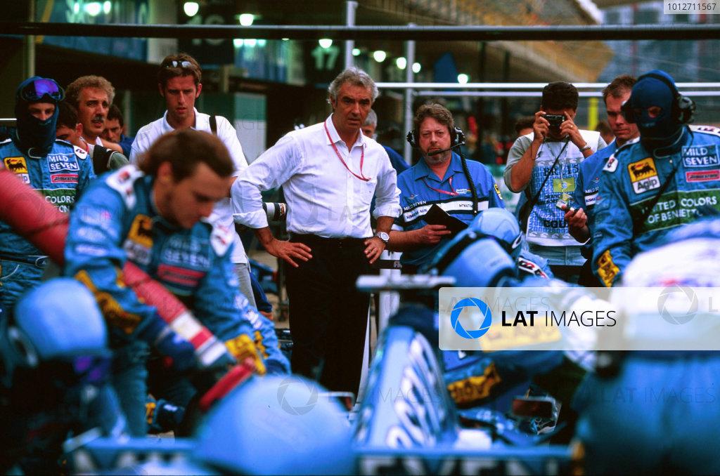 2000 Brazilian Grand Prix.