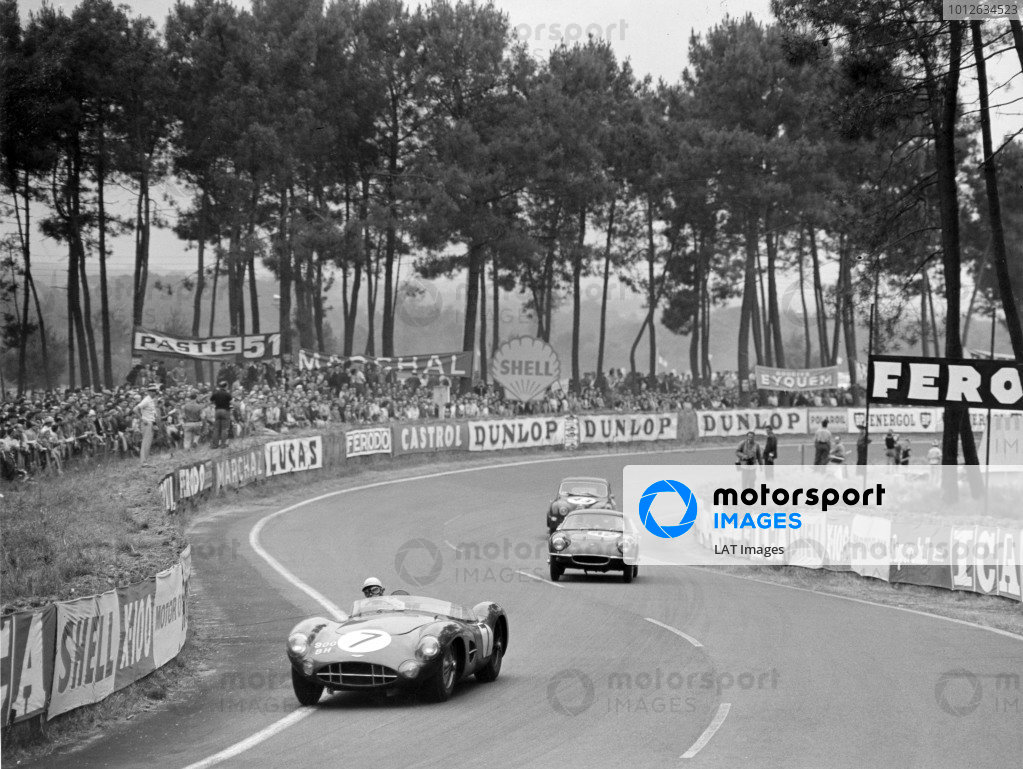 Le Mans, France. 20-21 June 1959.
