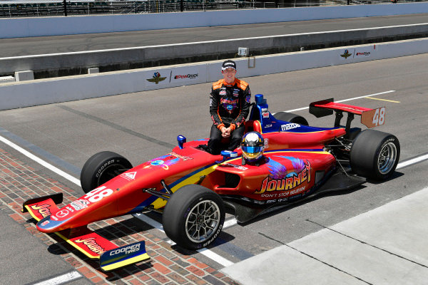 Ryan Norman Cleveland, OH Aurora, OH Andretti Autosport Journey Mazda