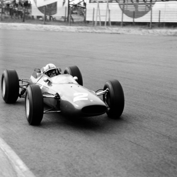 1964 Dutch Grand Prix.