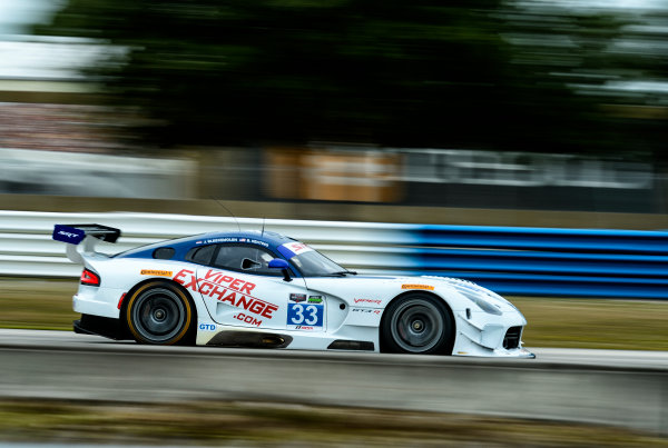 16-17 November, 2013, Sebring, Florida #33 Riley Motorsports SRT Viper GT3-R driven by Ben Keating, Jeroen Bleekemolen, and Marc Goossens. @2013 Richard Dole LAT Photo USA