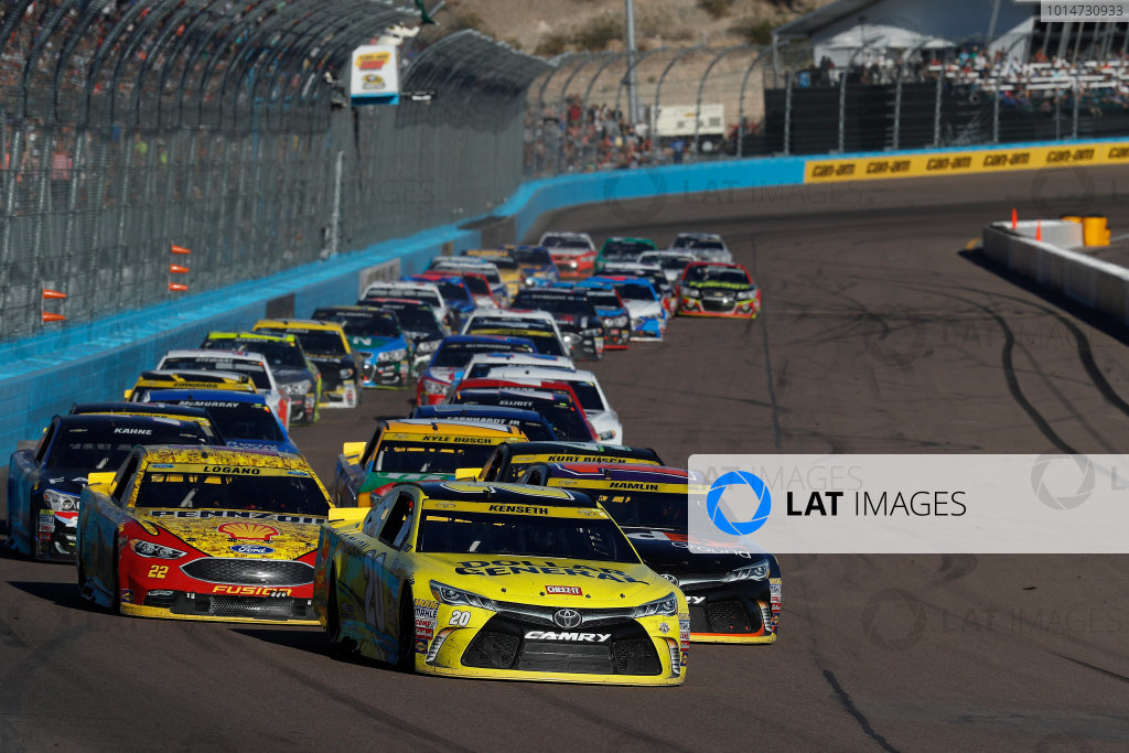 12-14 November, 2016, Avondale, Arizona,  USA , Matt Kenseth, Dollar General Toyota Camry ?2016, Michael L. Levitt LAT Photo USA