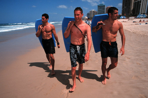 Surfers Parasise, Queensland, Australia