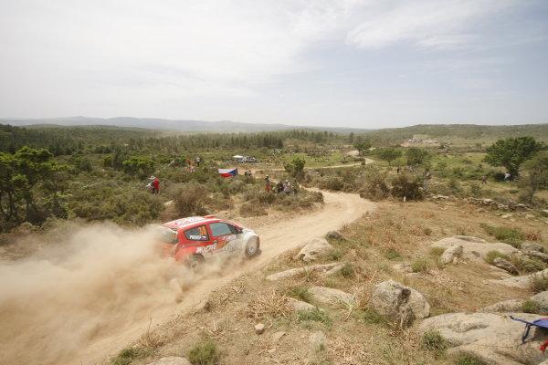 Round 6Rally d'Italia Sardinia 200921st - 24th  May 2009Kosciuzko Michal, Suzuki, JWRC, ActionWorldwide Copyright: McKlein/LAT