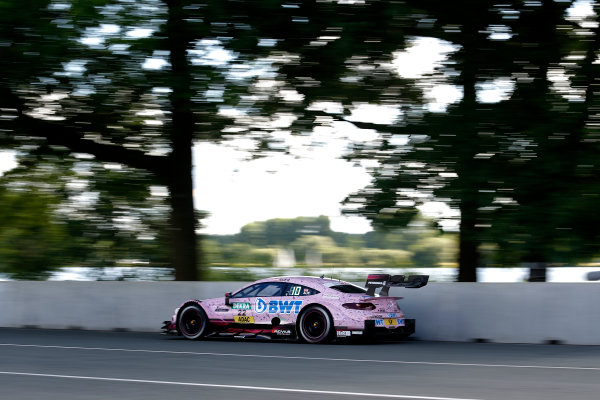 2017 DTM Round 4 Norisring, Nuremburg, Germany Friday 30 June 2017. Lucas Auer, Mercedes-AMG Team HWA, Mercedes-AMG C63 DTM World Copyright: Alexander Trienitz/LAT Images ref: Digital Image 2017-DTM-R4-NOR-AT2-0480