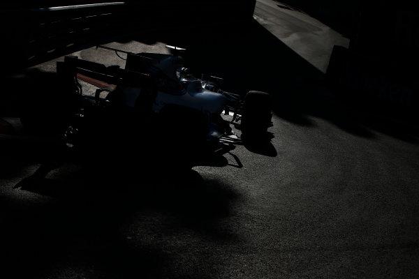 Baku City Circuit, Baku, Azerbaijan. Friday 23 June 2017. Lance Stroll, Williams FW40 Mercedes. World Copyright: Andrew Hone/LAT Images ref: Digital Image _ONY8982