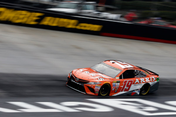 Monster Energy NASCAR Cup Series Food City 500 Bristol Motor Speedway, Bristol, TN USA Friday 21 April 2017 Daniel Suarez, ARRIS Toyota Camry World Copyright: Lesley Ann Miller LAT Images
