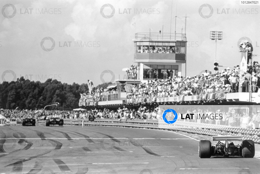 1977 Argentinian Grand Prix.