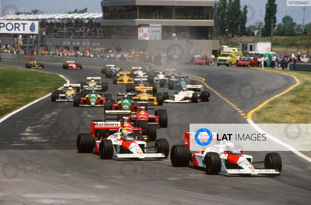 1988 Canadian Grand Prix.