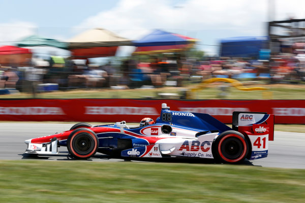 31 July - 2 August, 2015, Lexington, Ohio USA Jack Hawksworth ?2015, Phillip Abbott LAT Photo USA