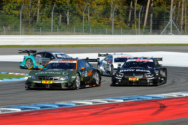 2014 DTM Championship Round 10 - Hockenheim, Germany 17th - 19th October 2014 d12 World Copyright: XPB Images / LAT Photographic  ref: Digital Image 3354460_HiRes