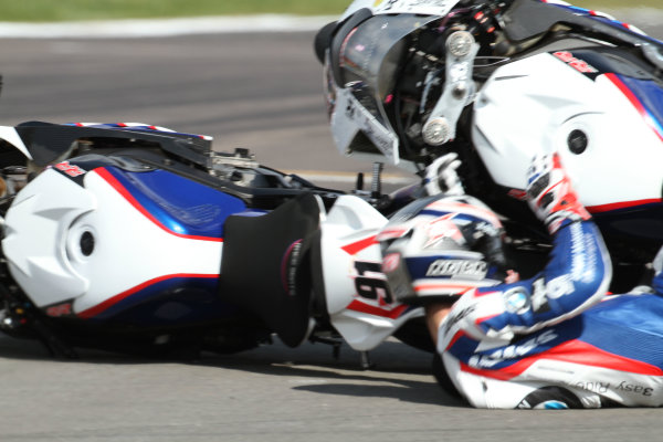 Donington Park, UK. 12th - 13th May 2012. 