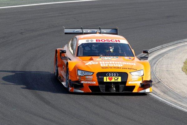 2014 DTM Testing. Hungaroring, Hungary. 31st March 2014. Jamie Green (GBR) Audi Sport Team Abt Sportsline Audi RS 5 DTM World Copyright: XPB / LAT Photographic. Ref: 3031014_HiRes.jpg