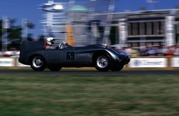 Goodwood House, East Sussex, England. 18th - 20th June 1999. The cars looked breathtaking on the circuit. World Copyright: LAT Photographic. Ref:  99GOODWOOD12