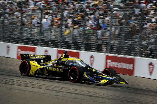 #26: Colton Herta, Andretti Autosport Honda