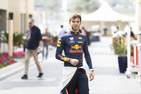 Pierre Gasly, Red Bull Racing.