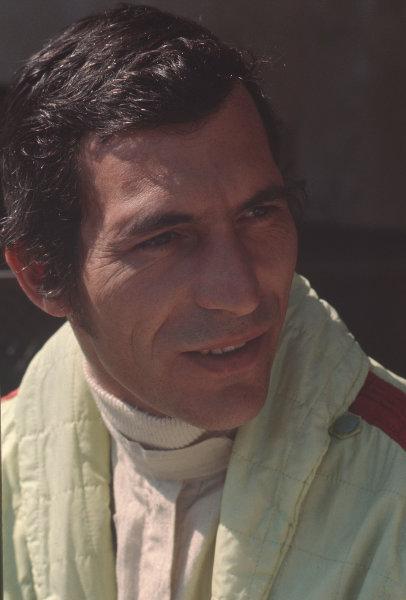 Formula 1 World Championship.Vic Elford.Ref-E4A 01.World - LAT Photographic
