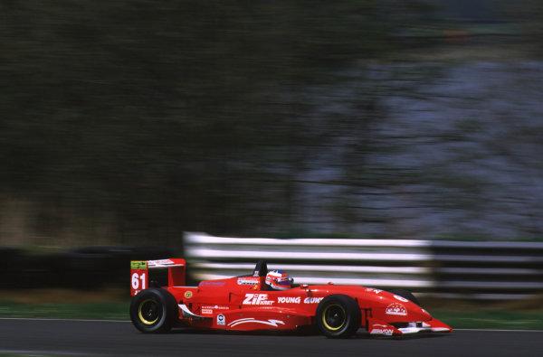 British Formula Three Championship.Oulton Park, England.30 April-1 May 2000.Priority.Gary Paffett (Zip kart young guns team).World - LAT Photographic