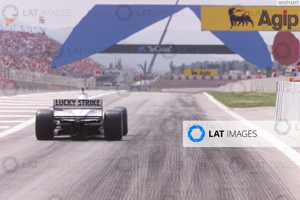 2000 Spanish Grand Prix.