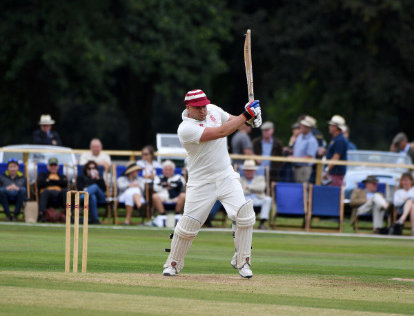 Goodwood Revival Cricket Match Rob Huff