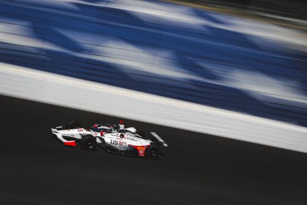 #98: Marco Andretti, Andretti Herta with Marco & Curb-Agajanian Honda