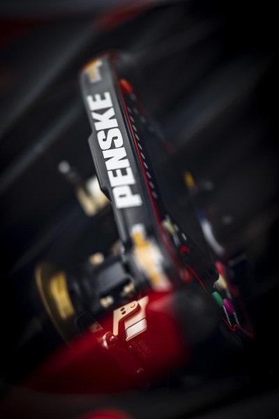 Will Power, Team Penske Chevrolet steering wheel