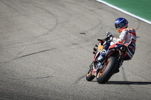 Alex Marquez, Repsol Honda Team.