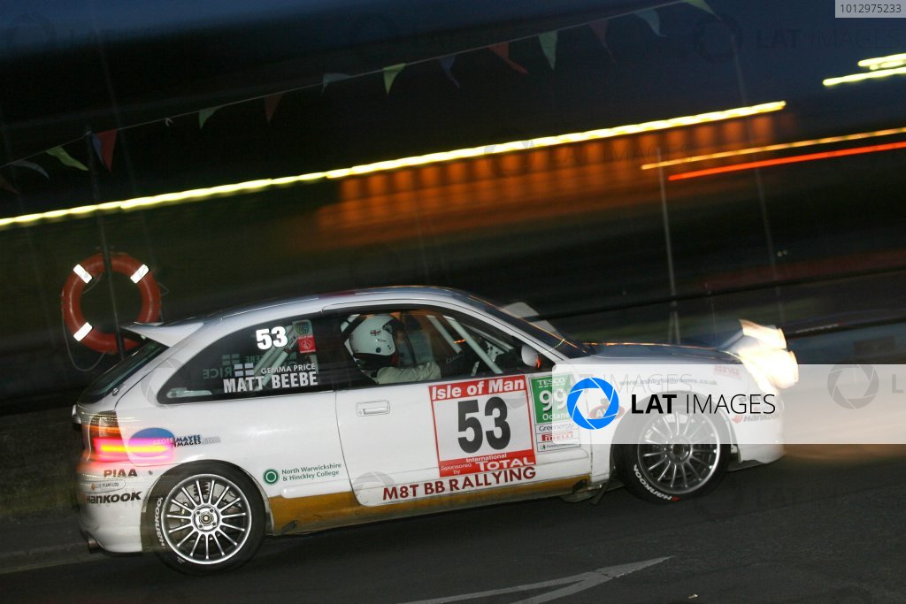 2006 British Rally Championship,