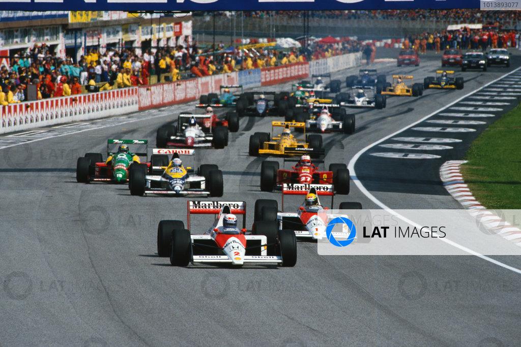 1989 San Marino Grand Prix