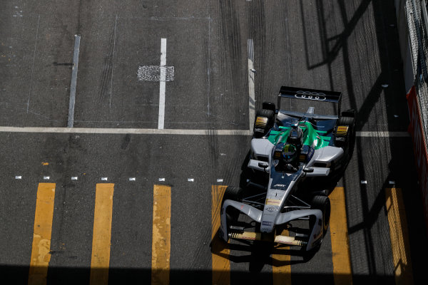 2017/2018 FIA Formula E Championship. Round 1 - Hong Kong, China. Saturday 02 December 2017. Lucas Di Grassi (BRA), Audi Sport ABT Schaeffler, Audi e-tron FE04. Photo: Alastair Staley/LAT/Formula E ref: Digital Image _ALS6141