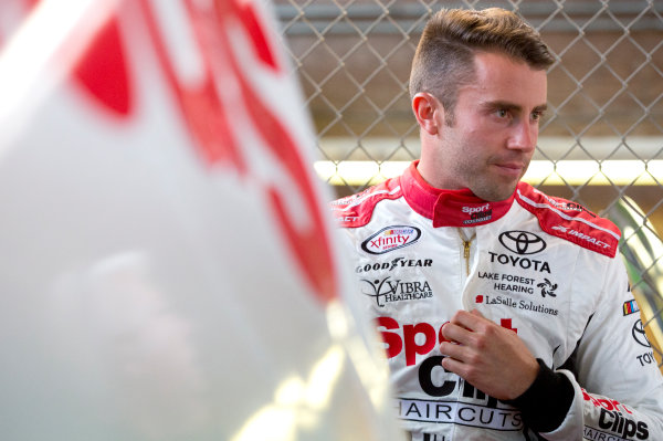 NASCAR XFINITY Series Mid-Ohio Challenge Mid-Ohio Sports Car Course, Lexington, OH USA Friday 11 August 2017 James Davison, SportClips Toyota Camry World Copyright: Brett Moist LAT Images