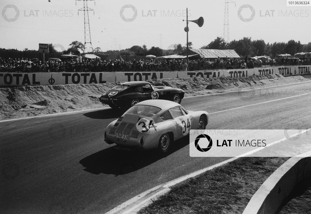 1962 Le Mans 24 hours.: Le Mans Photo