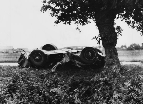Le Mans, France. 12th - 13th June 1954.