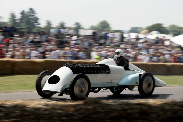 2005 Goodwood Festival of SpeedGoodwood Estate, West Sussex. 24th - 26th June Thomas Special 'Babs' driven by Geraint Owen. Action World Copyright: Gary Hawkins/LAT Photographicref: Digital Image Only