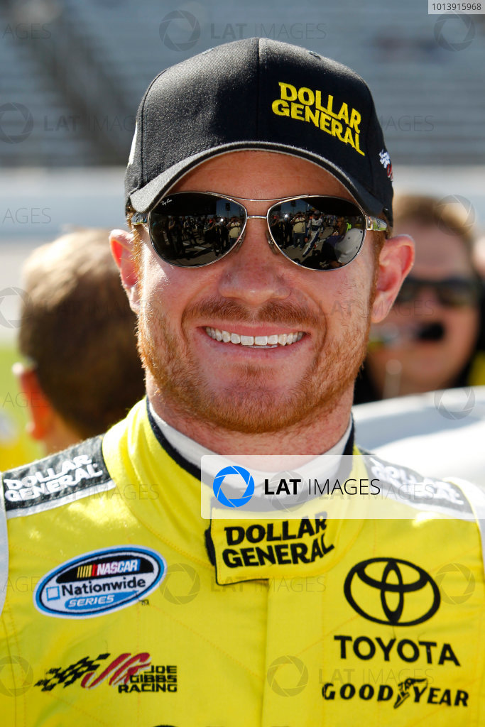 11-12 April, 2013, Fort Worth, Texas USA Brian Vickers, Dollar General Toyota Camry ©2013, Matthew T. Thacker LAT South USA .