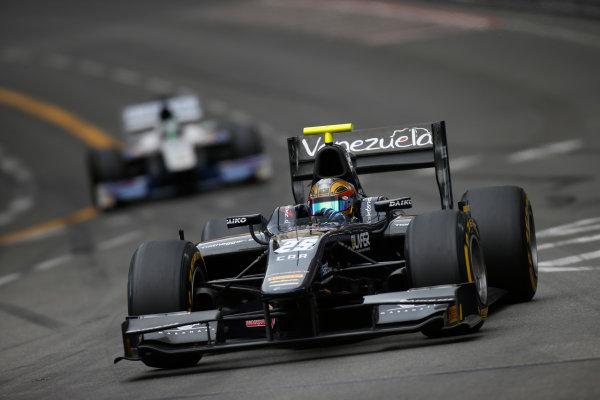 2013 GP2 Series. Round 4.  Monte Carlo, Monaco. 54th May 2013. Saturday Race. Kevin Giovesi (ITA, Venezuela GP Lazarus). Action.  World Copyright: Glenn Dunbar/GP2 Series Media Service. Ref: _89P2749