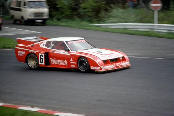 1978 Nurburgring 1000 KilometresNurbugring, Germany. 28th May.Rolf Stommelen/Harald Ertl (Toyota Celica).World Copyright: Murenbeeld/LAT Photographicref: 35mm Transparency Image