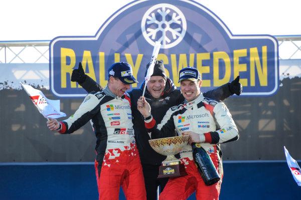 Round 2 - Rally Sweden