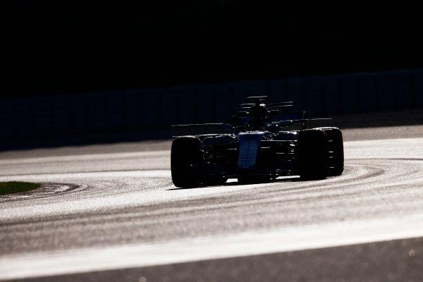 Circuit de Barcelona Catalunya, Barcelona, Spain. Tuesday 07 March 2017. Lewis Hamilton, Mercedes F1 W08 EQ Power+. World Copyright: Zak Mauger/LAT Images ref: Digital Image _X0W5893