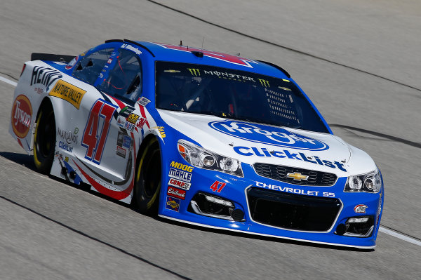 Monster Energy NASCAR Cup Series Tales of the Turtles 400 Chicagoland Speedway, Joliet, IL USA Friday 15 September 2017 AJ Allmendinger, JTG Daugherty Racing, Kroger ClickList Chevrolet SS World Copyright: Brett Moist LAT Images