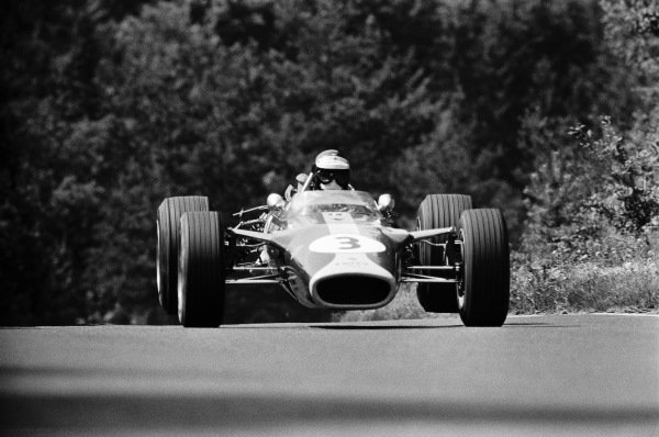 Jim Clark, Lotus 49 Ford.